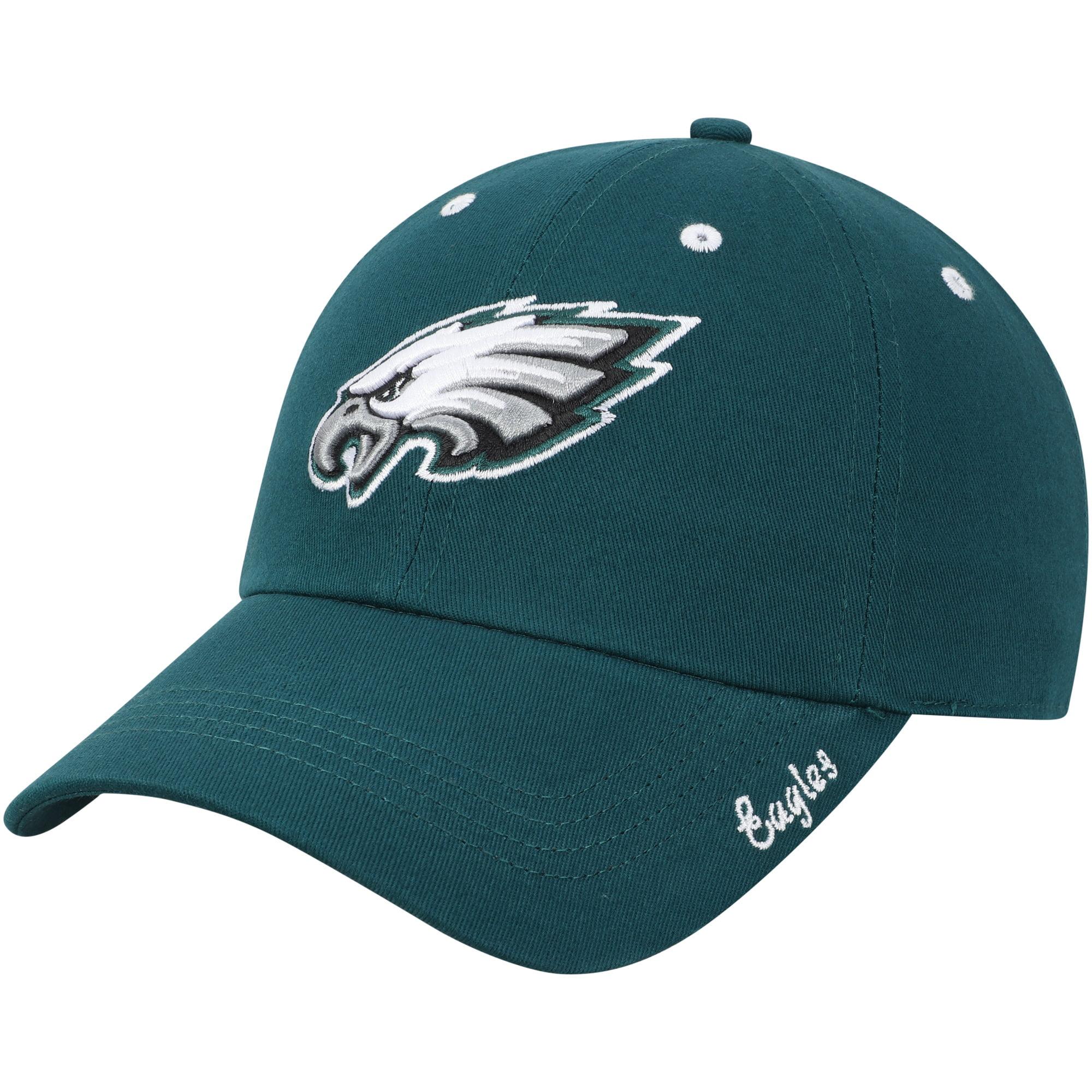 Men's Midnight Green Philadelphia Eagles Miata Adjustable Hat - OSFA