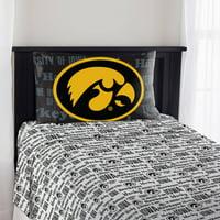 "NCAA Iowa Hawkeyes ""Anthem"" Sheet Set, 1 Each"