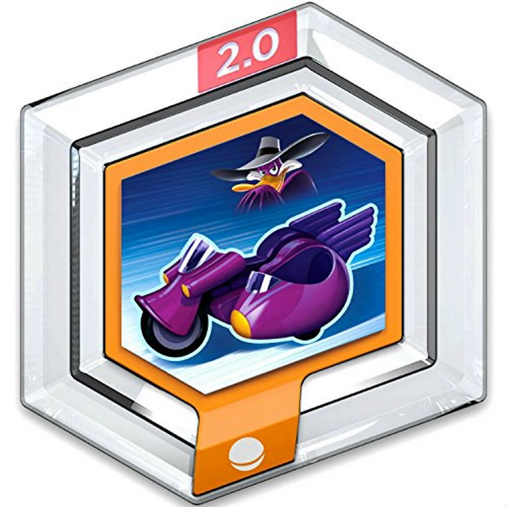 Disney Infinity 2.0 Disney Originals Power Disc - Darkwing Ducks Ratcatcher