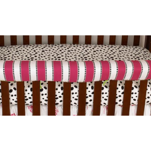 Cotton Tale Hottsie Dottsie Front Rail Guard Cover
