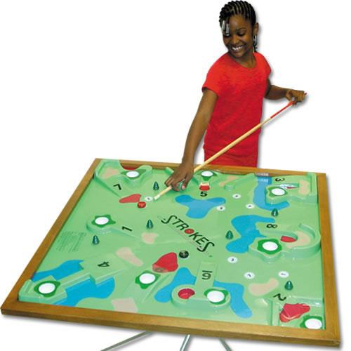 Deluxe Table Top Golf Game Youth 3'x3'