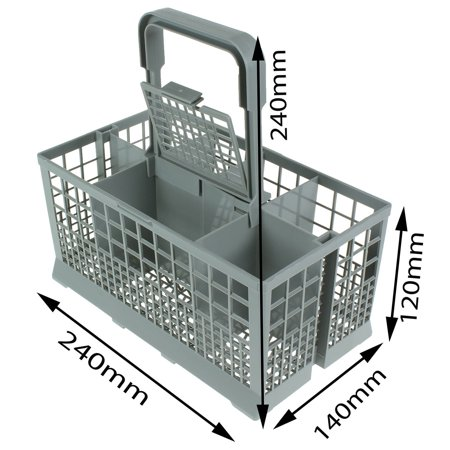 Universal Dishwasher Cutlery Silverware Basket For Whirlpool Maytag