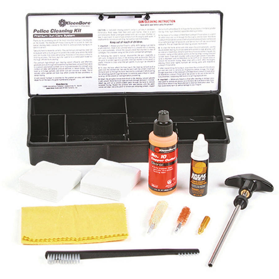 Kleen Bore Police Cleaning Kit