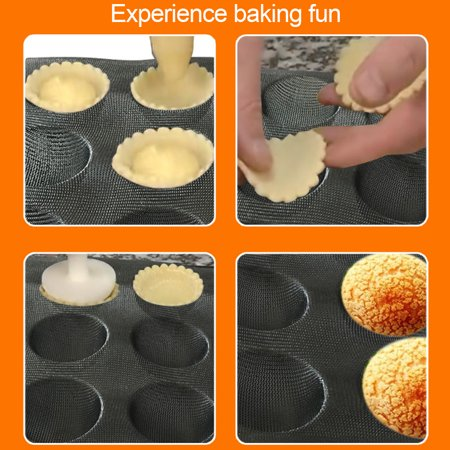 Silicone Bread Mold Non-stick Food Grade Breathable Reuseable Kitchen Bakery Mold - image 9 de 9