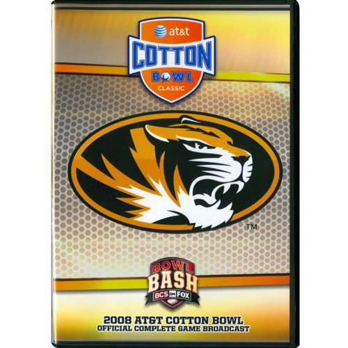 2008 AT&T Cotton Bowl: Missouri Vs. Arkansas (Widescreen)