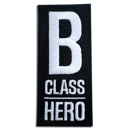 - One Punch Man B-Class Hero Patch