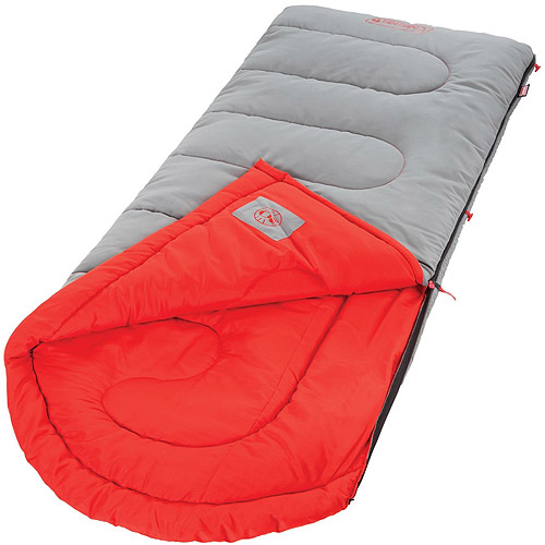 Click here to buy Coleman Dexter Point 50 Contoured Sleeping Bag by COLEMAN.