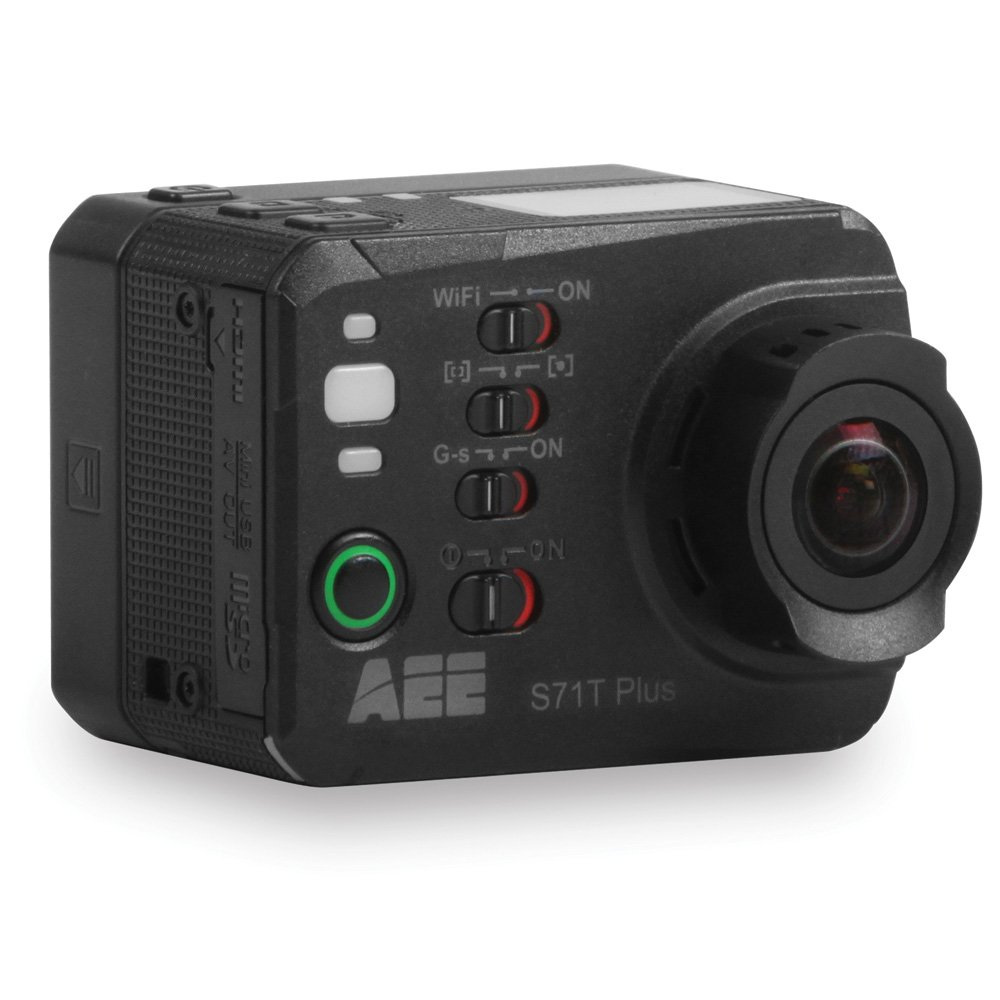 Aee Digital Camcorder - Touchscreen Lcd - 16 Megapixel Video (s71tplus)