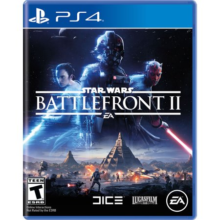 Star Wars Battlefront 2, Electronic Arts, PlayStation 4,