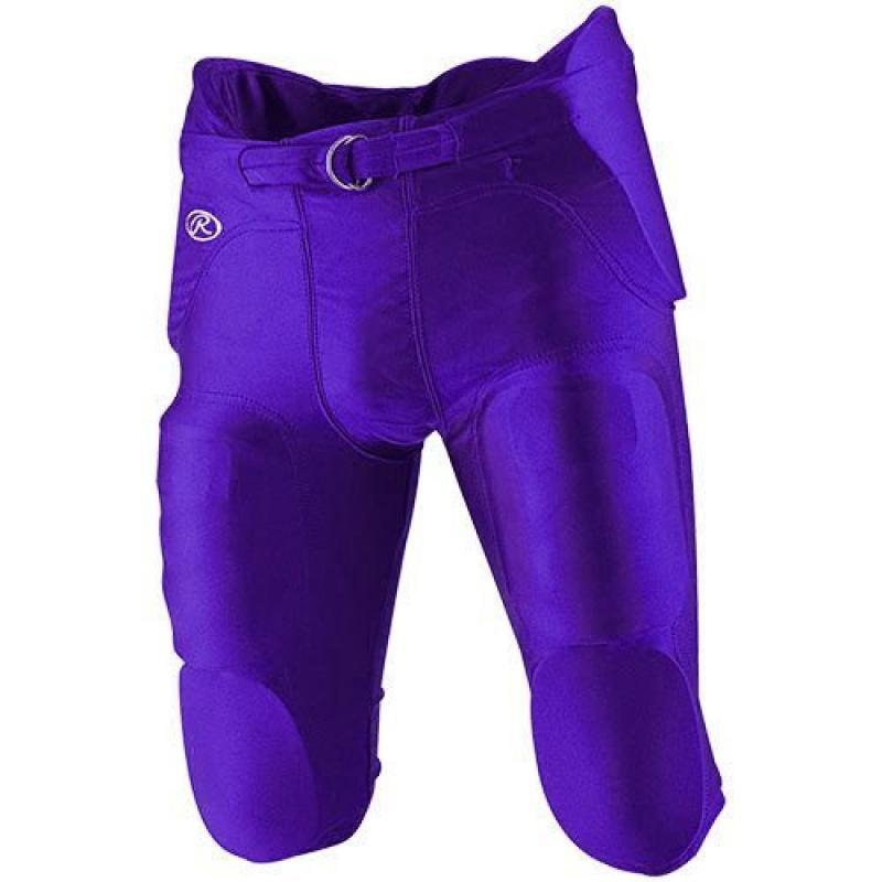 Rawlings F2500P Youth Integrated Football Pants (Large)