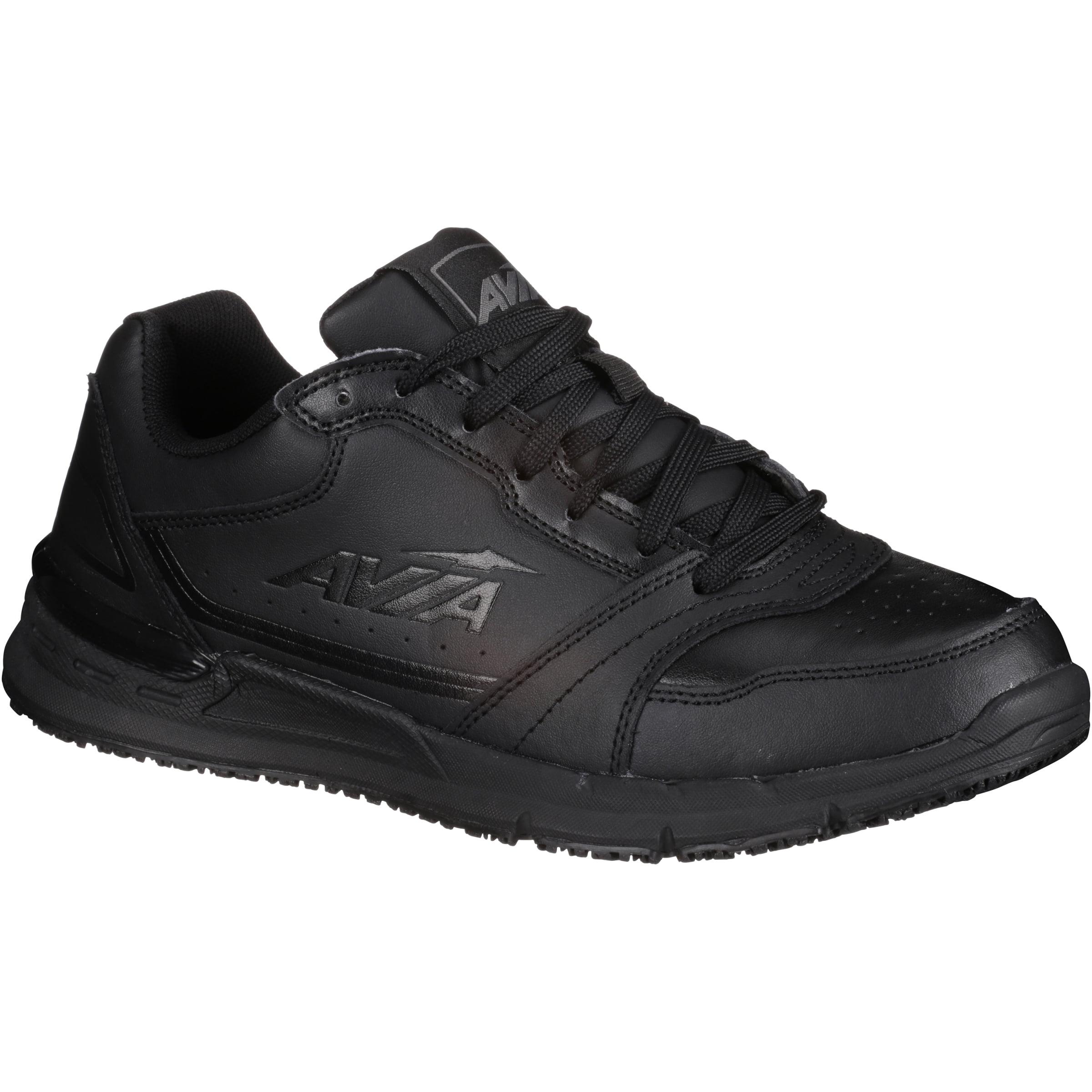 ace1df54492eeb Avia - Avia Men s Tactic Slip-Resistant Athletic Shoes - Walmart.com