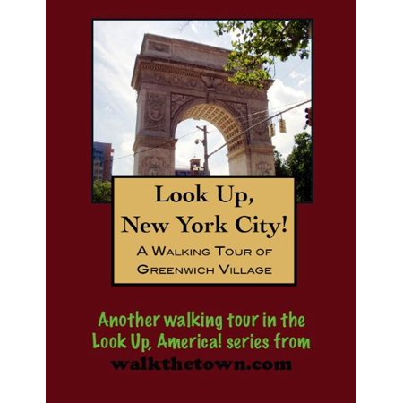 A Walking Tour of New York City's Greenwich Village - eBook - York Halloween Tours