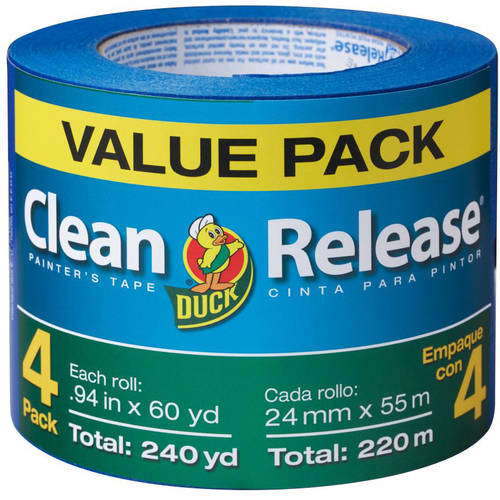 """Duck Brand Professional Painter's Tape, Blue, 1.88"""" x 60 yd"""