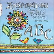 Design Originals Zenspirations: Letters & Patterning