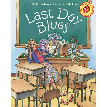Last Day Blues - eBook