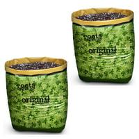 Roots Organics ROD75 Hydroponic Gardening Fiber Based Potting Soil .75 Cu Ft