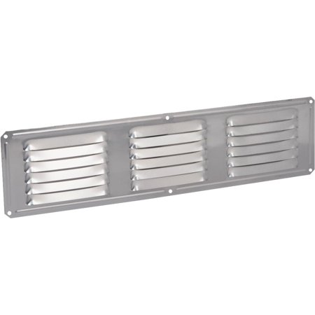Air Vent Inc. 16x4 Mil Under Eave Vent 84126 Pack of 24