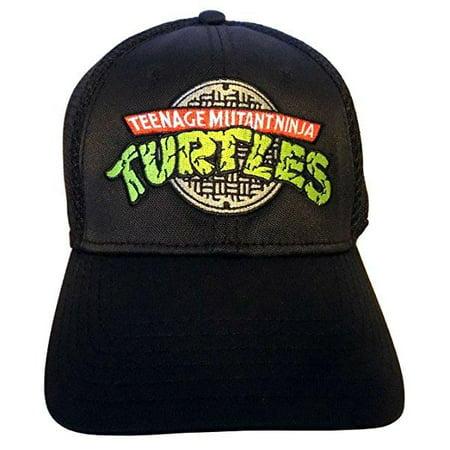 Teenage Mutant Ninja Turtles Flex Fit Cap Hat Officially Licensed
