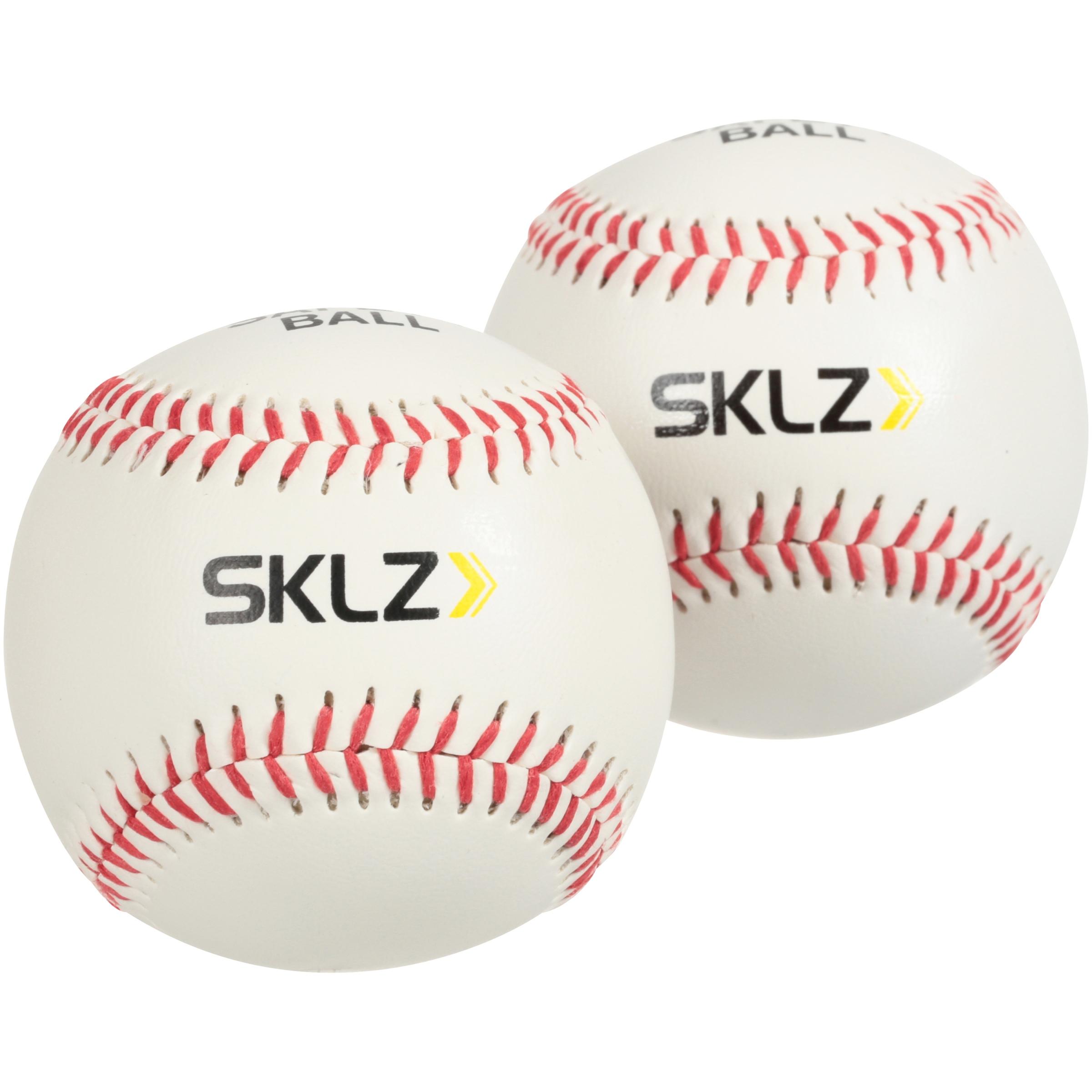 SKLZ Safety Balls Reduced-Impact Training Baseballs 2 ct Pack