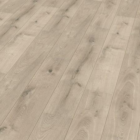 ELESGO Contour Floor Round Edge Satin Oak Wood Matte, 21.2 Sq. f.