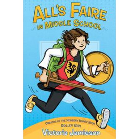 All's Faire in Middle School - eBook