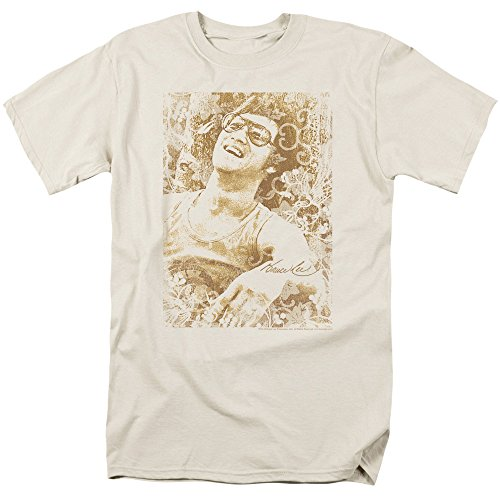 Bruce Lee/Freedom S/S Adult 18/1 Cream   Ble185