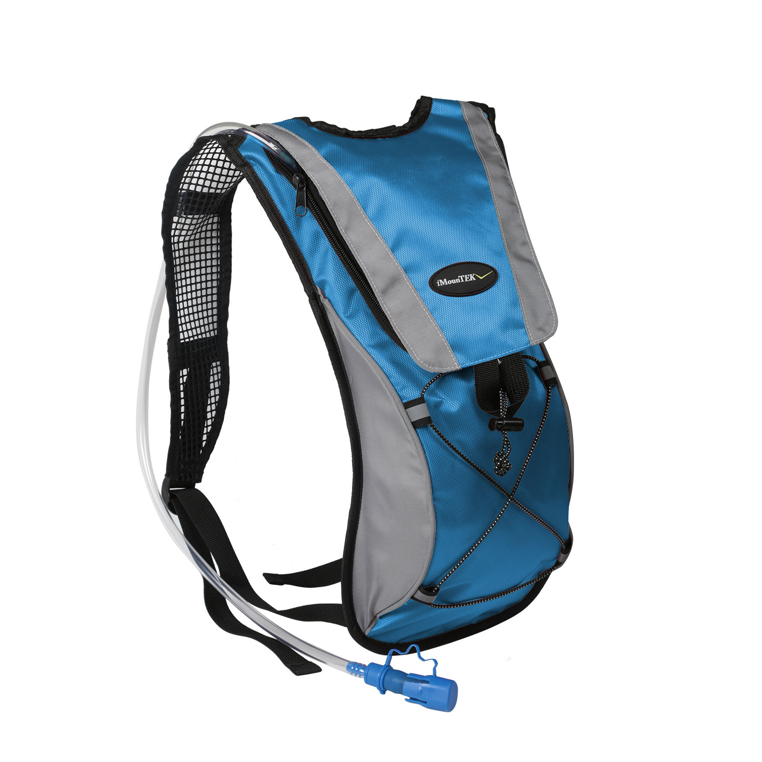 iMounTEK Hydration Pack Water Backpack with 2L Hydration Bladder (Green) by iMounTek