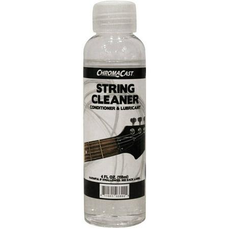 chromacast guitar string cleaner. Black Bedroom Furniture Sets. Home Design Ideas