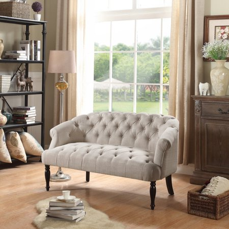 Alton Furniture Bona Upholstered Settee/Loveseat ()