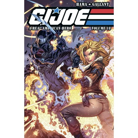 G.I. JOE: A Real American Hero, Vol. 18
