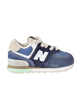 detailed look f34de 24551 Product Image New Balance 574 Core Toddler s Shoes Blue Green ic574-sl