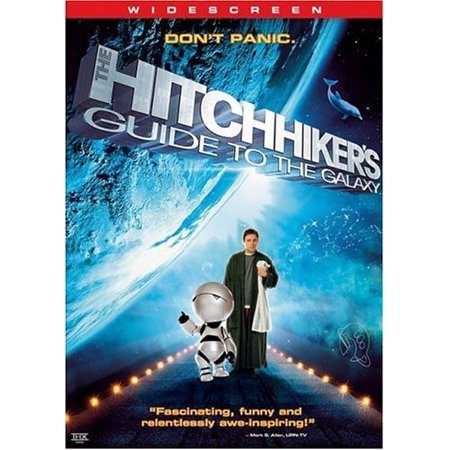 The Hitchhiker's Guide to the Galaxy (DVD) (Hitchhikers Guide To The Galaxy Radio Show)