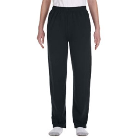 Jerzees Youth 8 oz. NuBlend® Open-Bottom Fleece Sweatpants