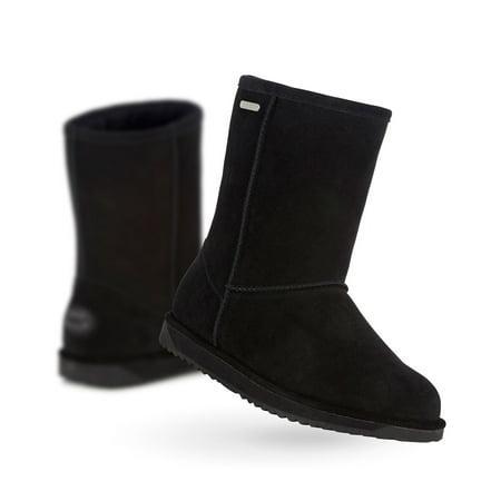 Black Emu Womens Boots Paterson Lo