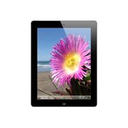 "Apple iPad with Retina display Wi-Fi + Cellular - 4th generation - tablet - 64 GB - 9.7"" IPS (2048 x 1536) - 4G - LTE - Sprint - black"
