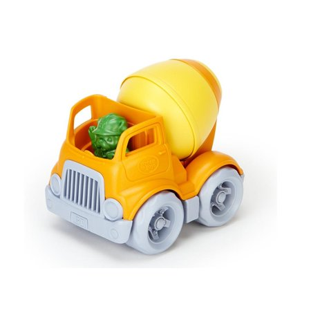 Construction Mixer Truck - Green Toys Construction Truck - Mixer