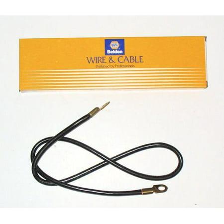 Nara 4 Light - NAPA Battery Cable 4 Gauge 36