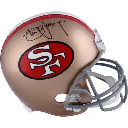Steve Young San Francisco 49ers Autographed Replica Helmet - Fanatics Authentic Certified