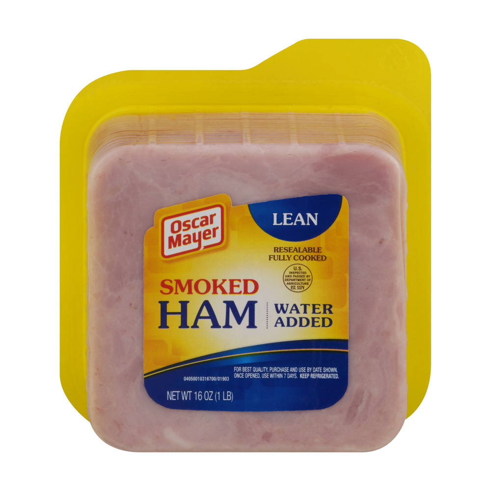 Oscar Mayer Lean Smoked Ham Cold Cuts 16 oz. Pack