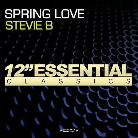 Stevie B - Spring Love [CD]