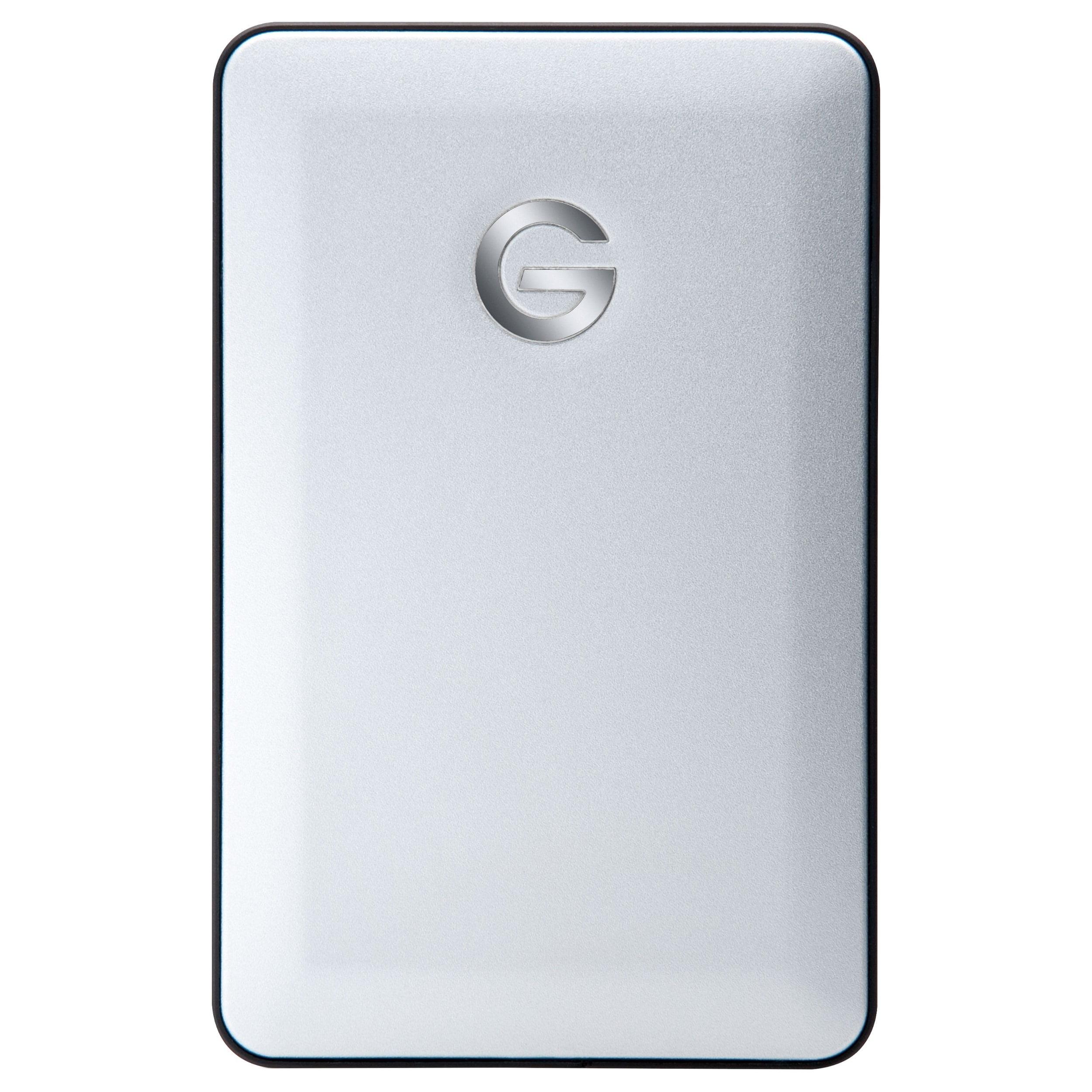 G-Technology HGST G-DRIVE mobile USB GDRU3PA10001BDB 1 TB External Hard Drive - SA