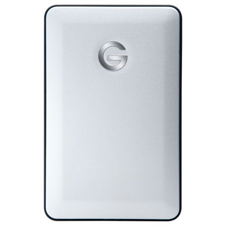 G-Technology HGST G-DRIVE mobile USB GDRU3PA10001BDB 1 TB External Hard Drive - (Best Mac External Hard Drive For Photos)
