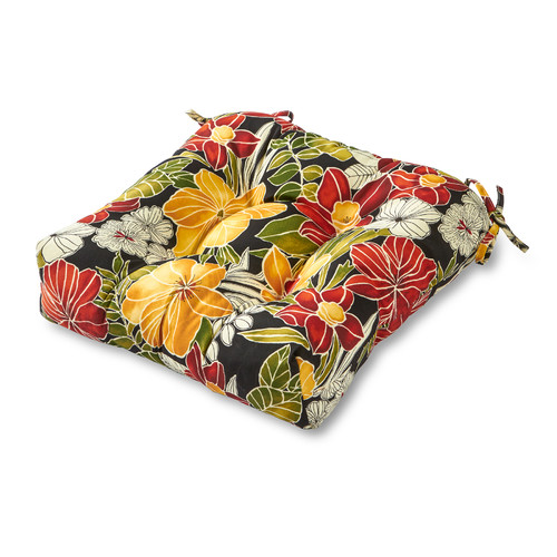 Bay Isle Home Indoor/Outdoor Dining Chair Cushion
