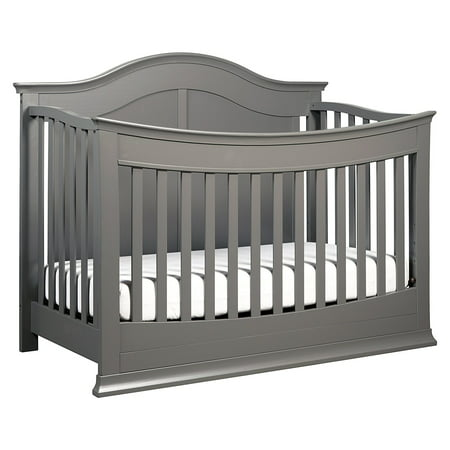DaVinci Meadow 4-in-1 Convertible Crib With Toddler Bed Conversion Kit Da Vinci Alpha Baby Crib