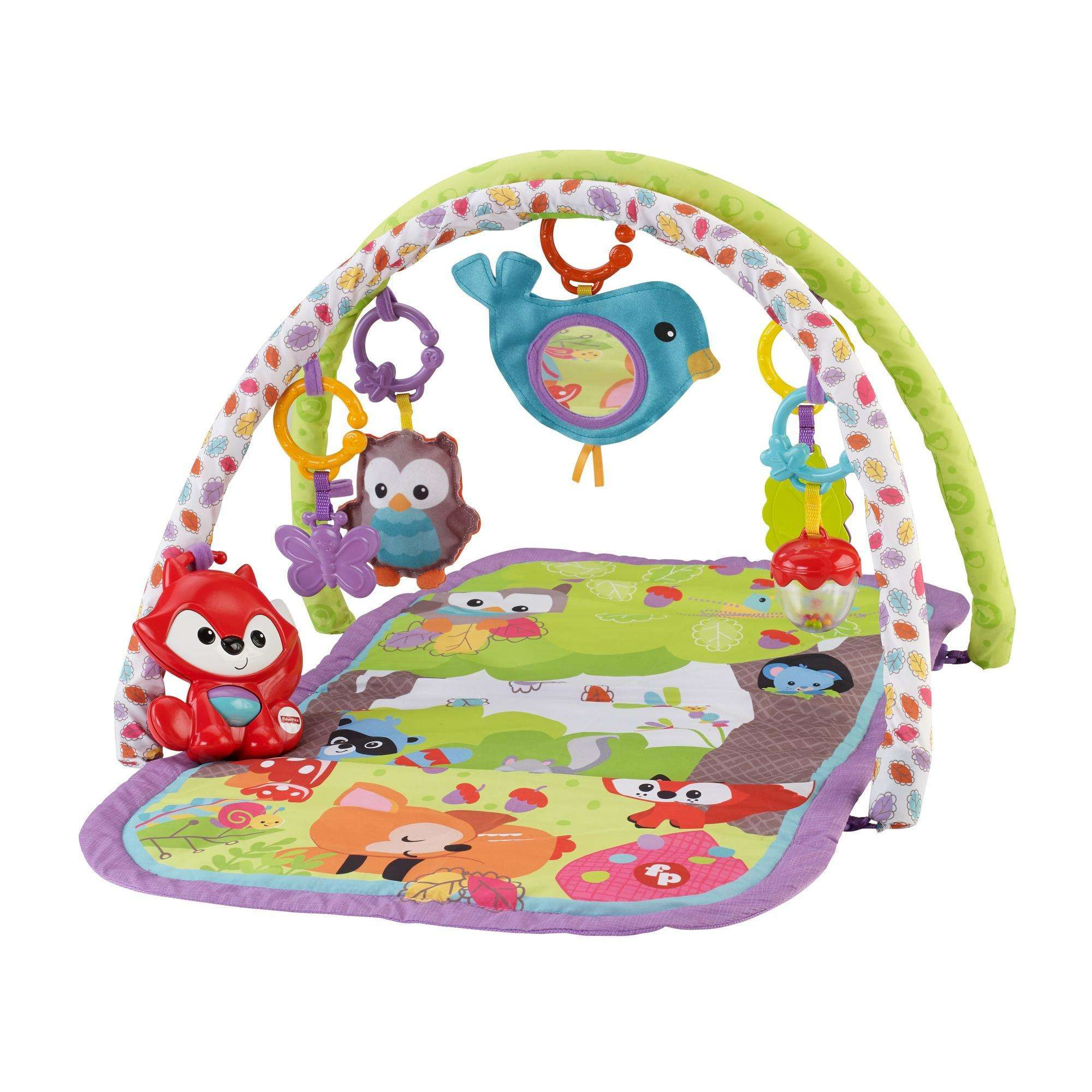Fisher Price 3-in-1 Musical Activity Gym by Fisher-Price