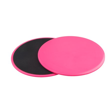 2-pack Dual Sided Core Exercise Sliders Gliding Discs Sliding Plate Home Workout Equipment Core Abdominal