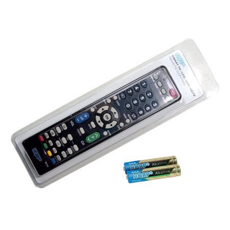 Aquos Lcd Hdtv (HQRP Remote Control for Sharp LC-40LE653U, LC-40LE700UN LCD LED HD TV Smart 1080p 3D Ultra 4K AQUOS + HQRP)