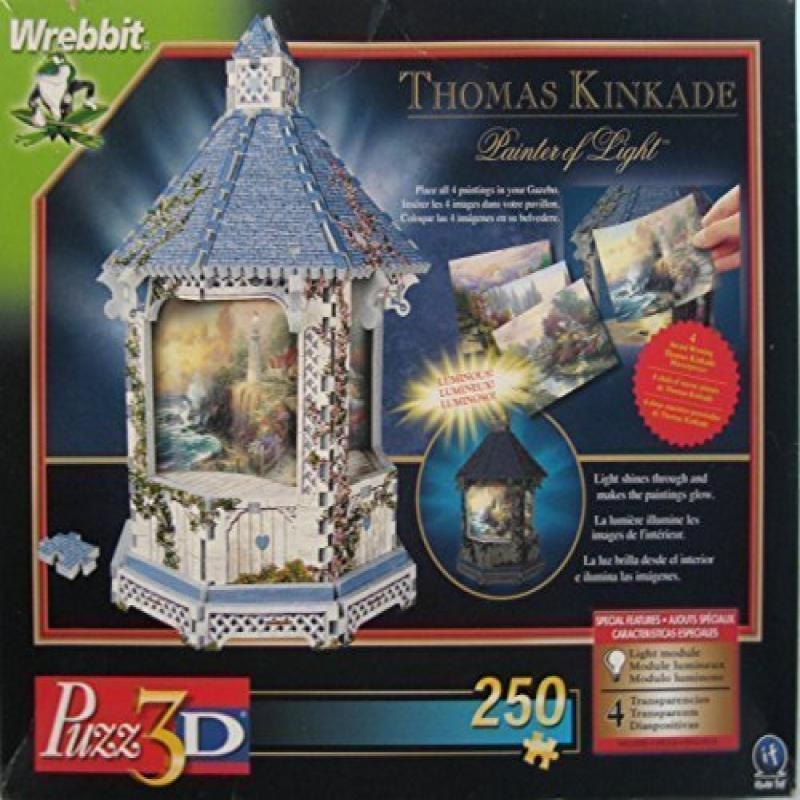 Thomas Kincade ~Painter of Light 3D Puzzle by It by