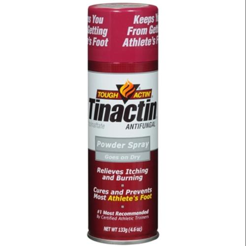 Tinactin Antifungal Powder Spray 4.60 oz (Pack of 4)