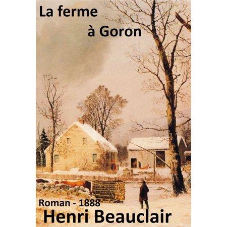La ferme à Goron - eBook (La Vieille Ferme)